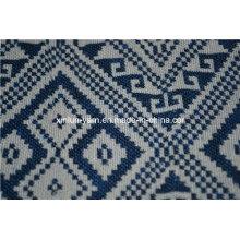 Têxtil para casa simples feito pela impressão tecido sólido sofá tecido