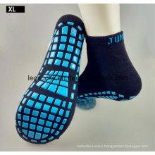 Trampoline Park Custom Cheap Wholesale Sock Non Slip