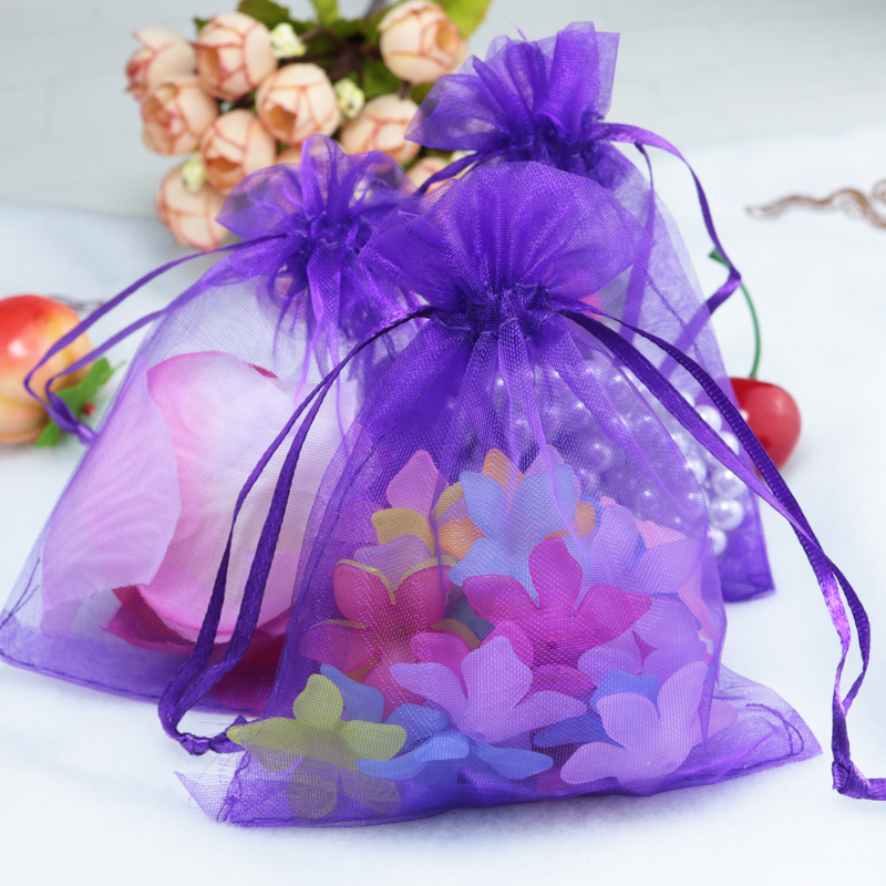 wedding favours organza bags