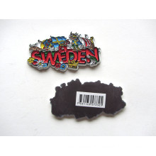 Sweden Souvenir 3D Fridge Magnet