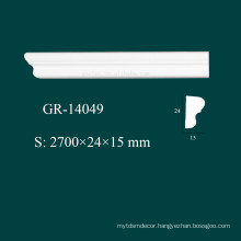 new arrival items environmental polyurethane crown mouldings for ceilings