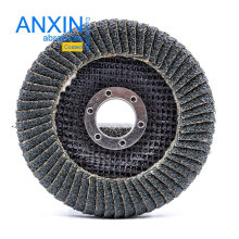 Zirconia Half-Curved Flap Disc for R Angle