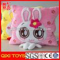 Cartoon design high quality pink pillow
