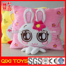 Cartoon design high quality pink pillow