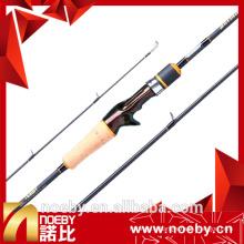 NOEBY IM-8 graphite blanks canne à pêche basse eau frappe Japan graphite rod for bass