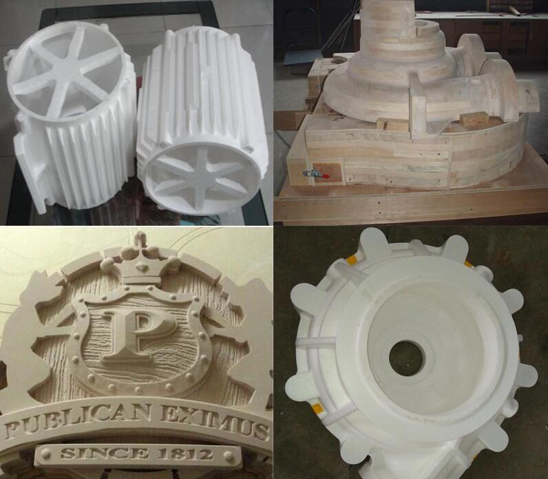 sculpture making cnc router