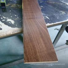 Трехслойная Американский Орех Проектированный Деревянный Настил