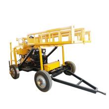 Буровая установка, установленная на Drailer на продажу