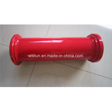 Dn125 Concrete Pump Two Wall Pipe