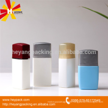 HDPE cosmetic lotion container packaging