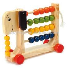 Tier Spielzeug Holz Zählen Abakus Spielzeug