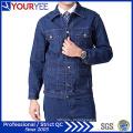 Acessível Workwear Jeans terno uniforme de alta qualidade (YMU123)