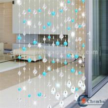 Home cortinas decorativas cortinas partição cortina frisada