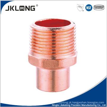 Adaptador de cobre, adaptador macho CxF, UPC, NSF Certified