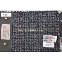 защищенная торговая марка Харрис твид ткань для изготовления сумки