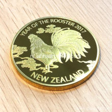 Metal Gold Proof Coin voor Souvenir