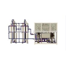 Wasseraufbereitung Produktionslinie