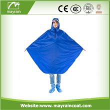 Poncho de pluie adulte en polyester imperméable