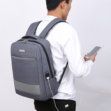Oxford Stoff Laptop Rucksack