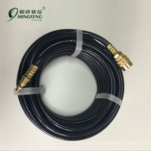 Pneumatic quick coupler durable pvc hose