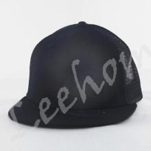Großhandel Plain Snapback Baseball Mesh Caps