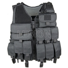 Tactical military vest combat gear combat gear army vest ISO and SGS Standard