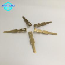 латунные штампованные электрические компоненты для терминала