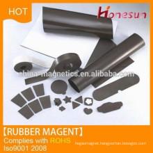 Isotropic Flexible magnetic rubber magnet sheet