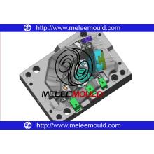 Molde plástico da lâmpada do carro / molde (MOLDE DE MELEE -171)
