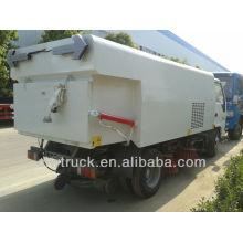 Precio de fábrica camión barredora, camión pequeño barredora