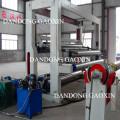Rebobinador de quadro para máquina de papel