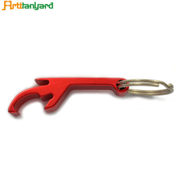 Custom Bottle Opener Keychain Dengan Warna