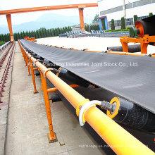 Cinta transportadora / correa transportadora de cable de acero / banda transportadora resistente al frío