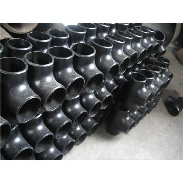 Carbon Steel Weld Befestigung High Technology Durable Hot Sales Pipe Tee