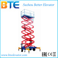 ISO9001 High Quality and Stable Self-Propelled Aerial Work Platform with Best Price