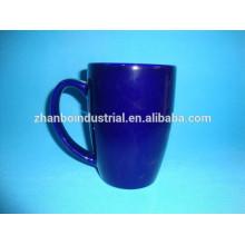 El color sólido esmaltó la taza / taza del regalo de la bebida del té del café de la porcelana