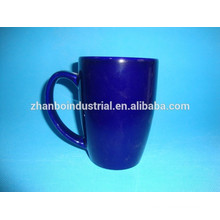 Solid color glazed Mug / Porcelain Coffee Tea Drink Gift mug