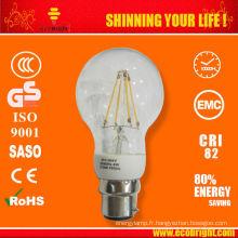 Nouveau produit! 4W LED ampoule E27 CE ROHS qualité