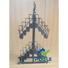 Простая элегантная металлическая зонтичная стойка (pH2138)