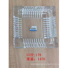 Glass Ashtray with Good Price Kb-Hn07688