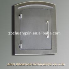 Boîte aux lettres ADC-12 haute qualité en aluminium moulé