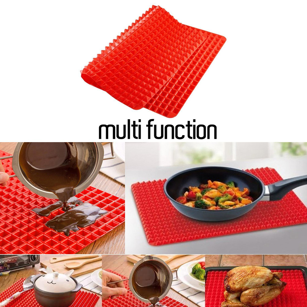 Softtextile Silicon Baking Mat