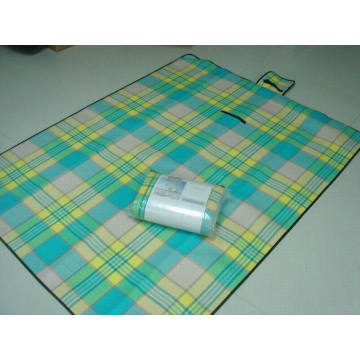 Outdoor Eco Green alta qualidade camping piquenique cobertor cobertor