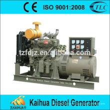 Generador diesel del generador 50KW Weifang R4105ZD de China Tipo abierto
