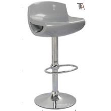 Taburete de color gris para muebles de bar (TF 6017)