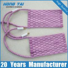 Almofada do aquecedor de cerâmica flexível 3kw