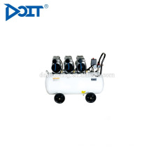 DT600H-65 precio de compresor de aire silencioso de triple cabezal