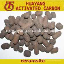 ceramsite zum verkauf, hersteller liefern keramik sand filter material