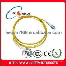Cordón de conexión de fibra óptica