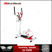 Magnetic Consumer Reports Elliptical Trainer avec double transmission